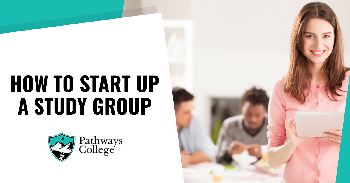 How to Start Up a Study Group